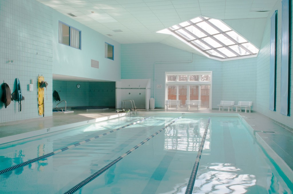 pool facilities in Waltham