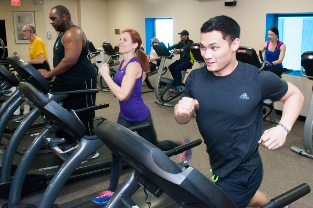Adult Fitness at Waltham Athletic