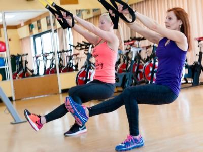 TRX exercise classes