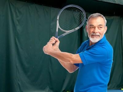 senior tennis leagues